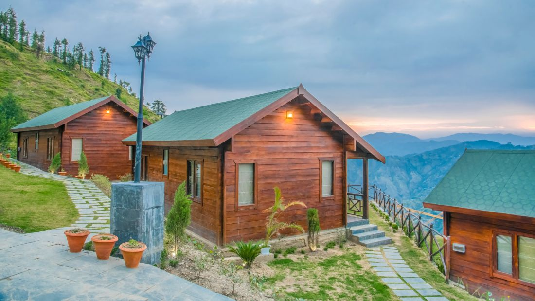 Woodays Resort Shimla _Luxury Resorts in Kufri_Cottages in Shimla 91