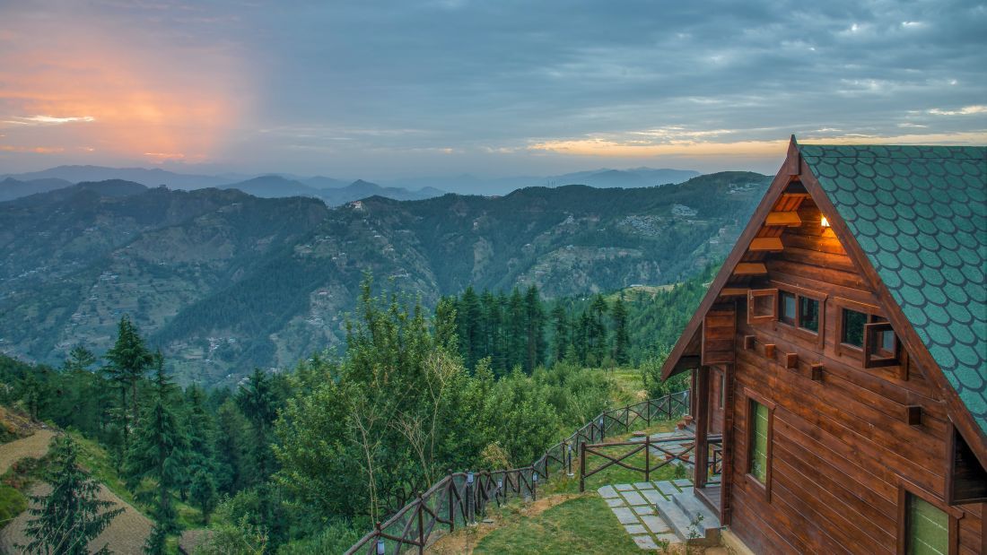 Woodays Resort Shimla _Luxury Resorts in Kufri_Cottages in Shimla 9112