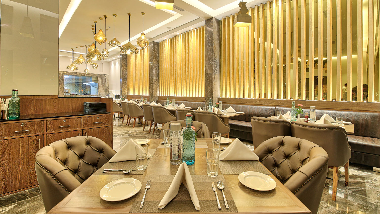 Top Restaurant in Jaipur, Restaurants near Jaipur Railway Station-1, Golden Tulip Essential, Jaipur