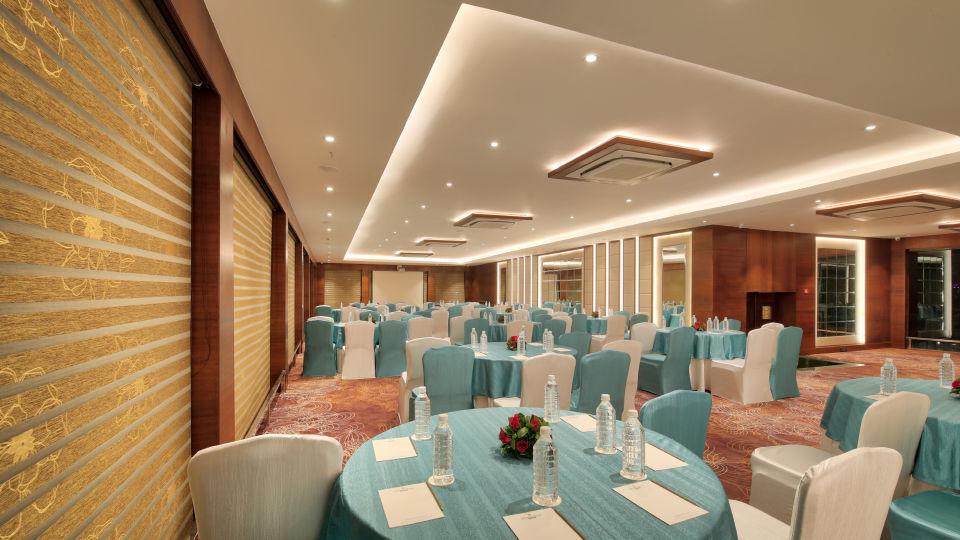 Conference Halls in Jaipur, Marriage Halls in Jaipur, Golden Tulip Essential, Jaipur
