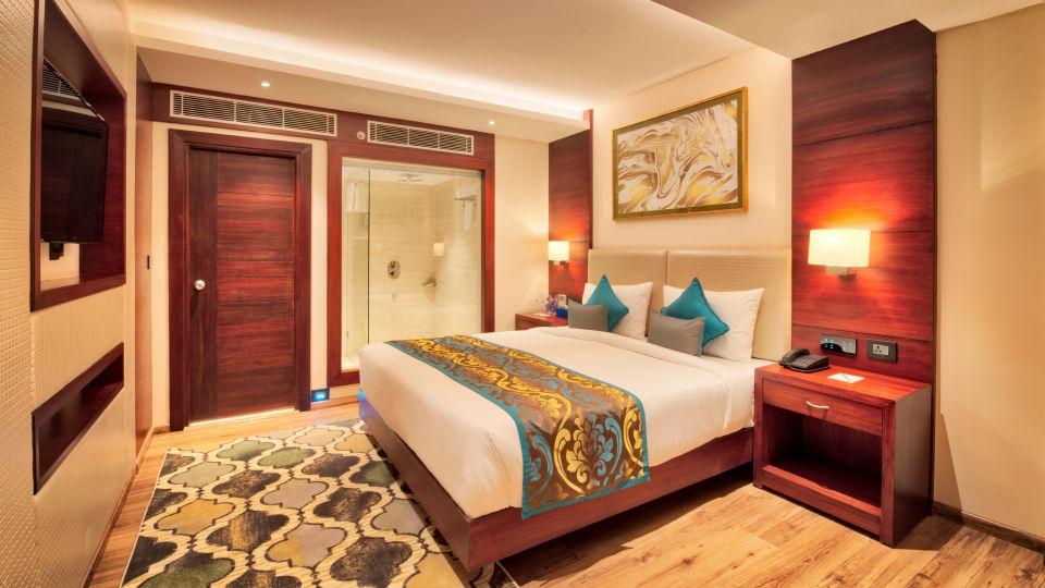 Suites in Jaipur, Rooms near Jaipur Railway Station, Golden Tulip Essential, Jaipur