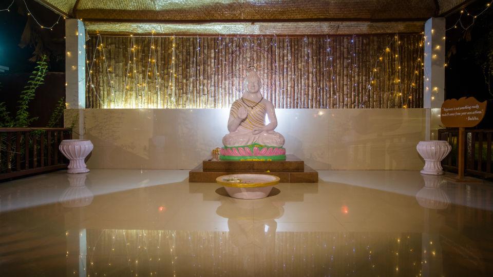 Restaurant - Budha Garden 1