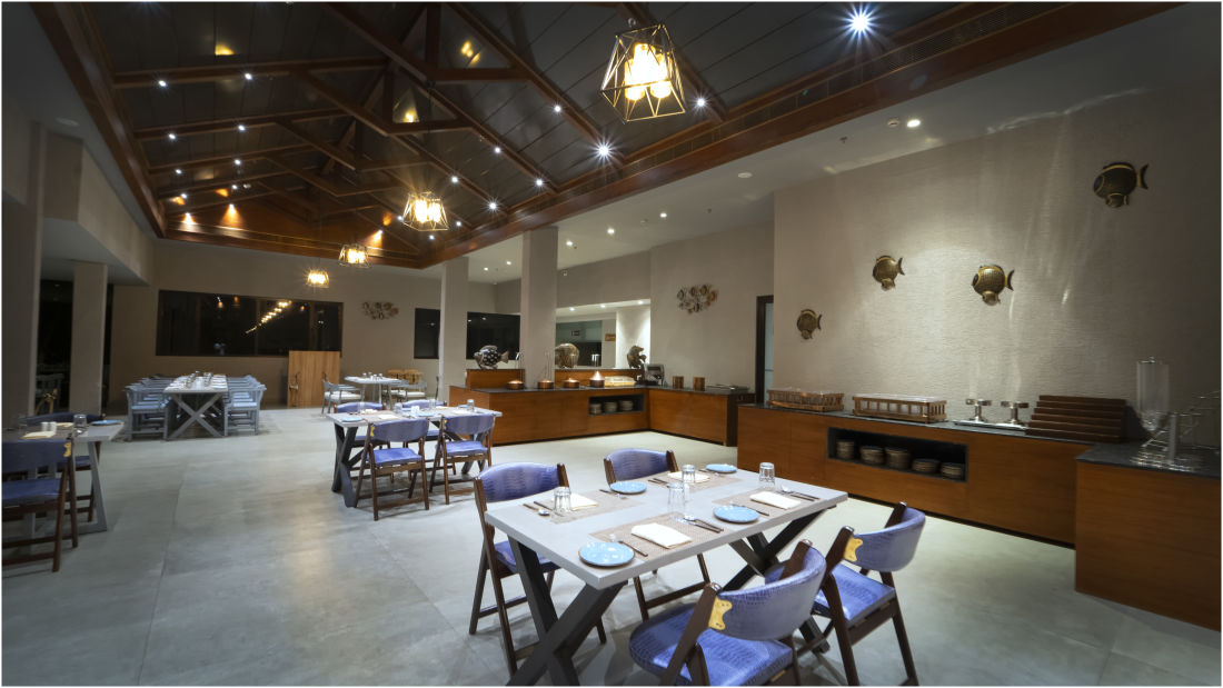 Cafe Samsara - Restaurant 2