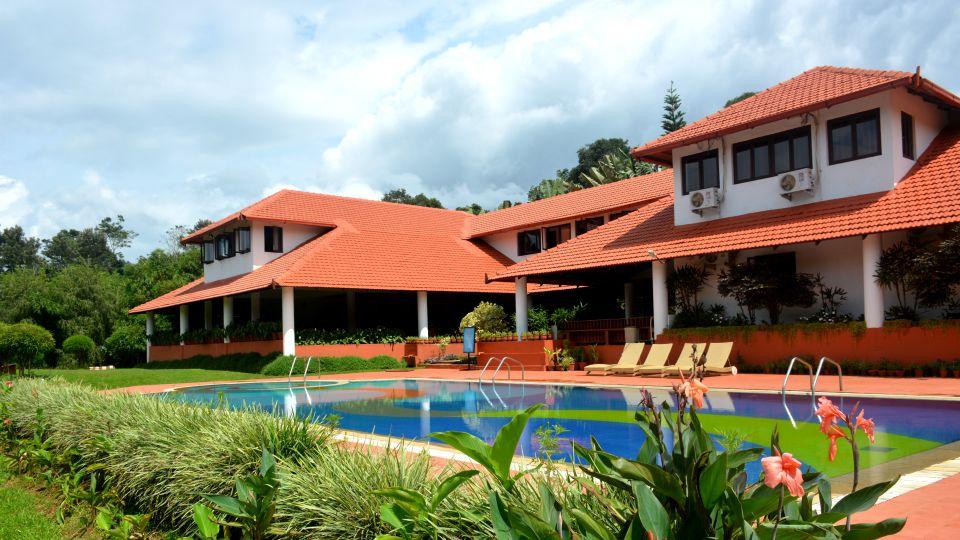 Kadkani Riverside Resort, Coorg Coorg CHC 8506