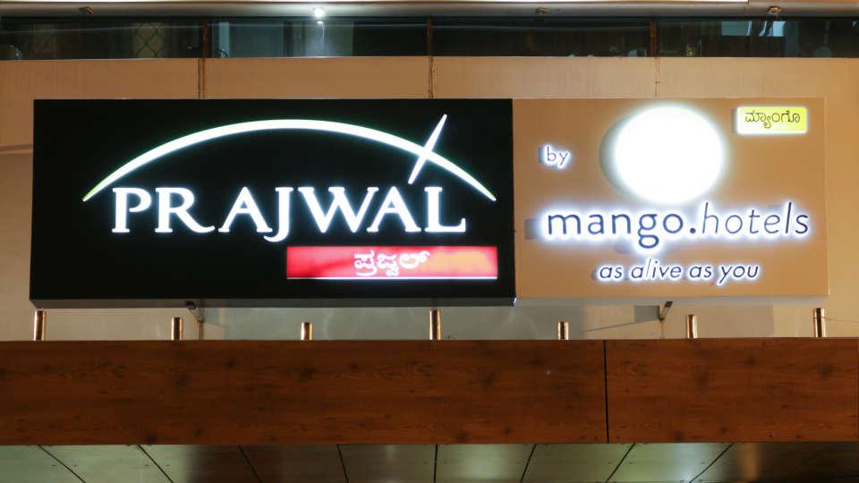 Facade 3, Mango Hotels Prajwal, Rajajinagar Hotel