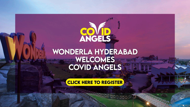 Covid Angel - Register