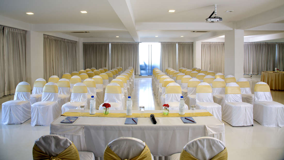 Springs Hotel & Spa, Bangalore Bengaluru Conclave Banquet Hall 2 Springs Hotel Spa