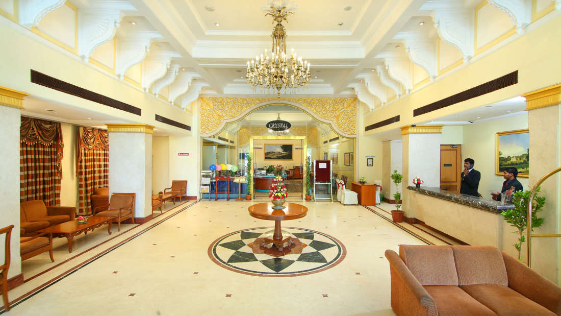 Lobby Hotel Royal Court Madurai