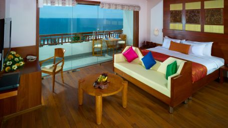 Arabian Sea View Room 4
