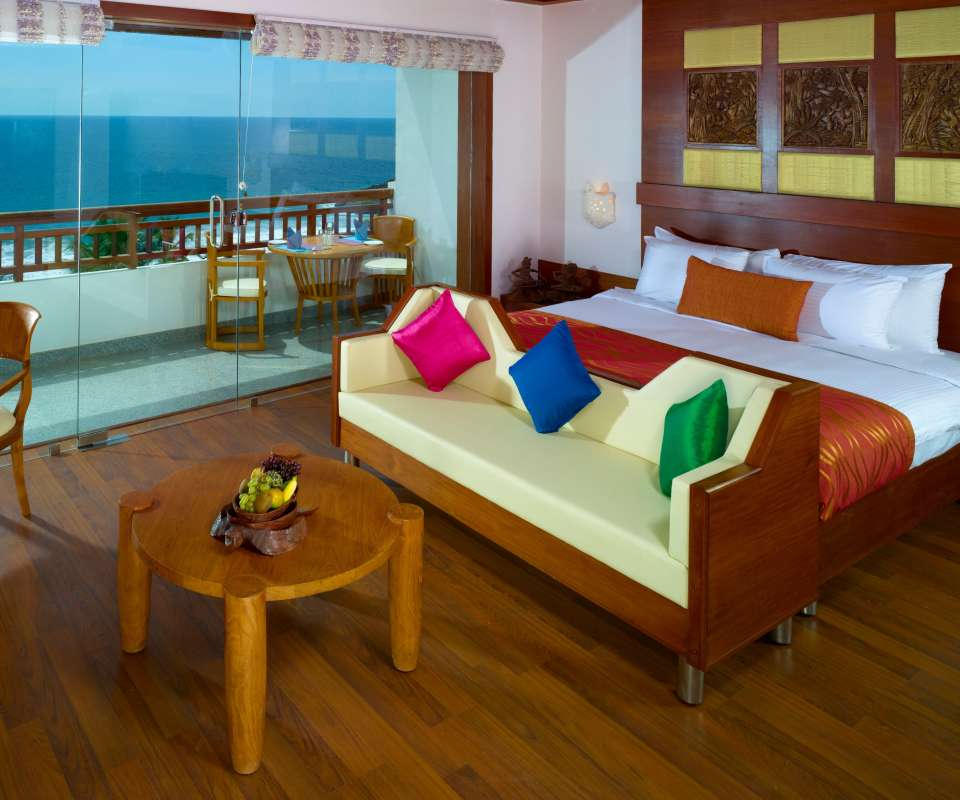 Arabian Sea View Room 4
