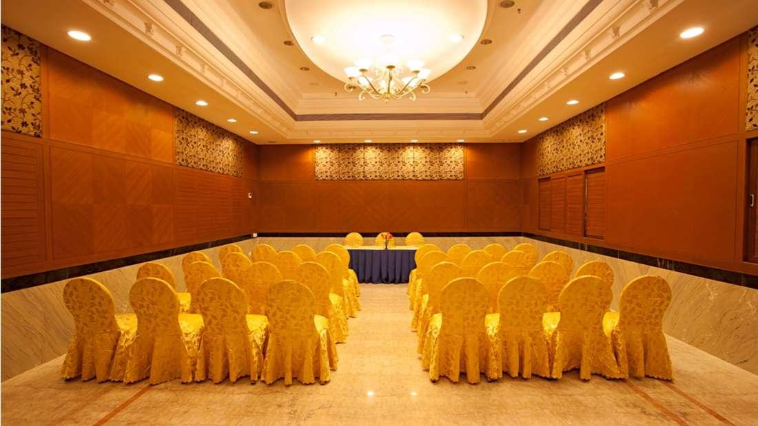 JP Hotel in Chennai JP II hall