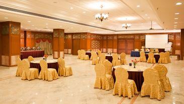 JP Hotel in Chennai Bird of Pardise hall