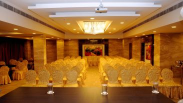 JP Hotel in Chennai Chakrvathi hall