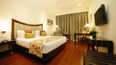 Superior Rooms at Muse Sarovar Portico Hotel in Delhi 2