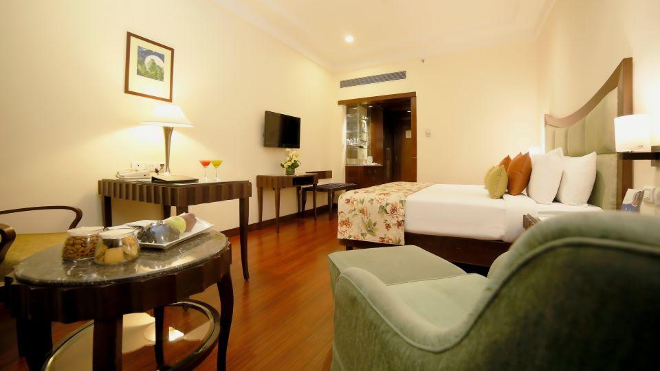 Superior Rooms at Muse Sarovar Portico Hotel in Delhi 1