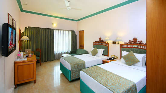 Superior Room Hotel Royal Court Madurai