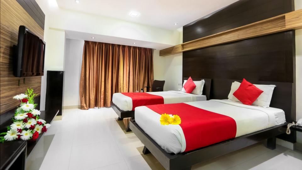 Mango Comfort 2, Mango Hotels Prajwal, Stay in Rajajinagar