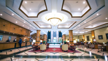 Lobby The Orchid 5 Star Hotel Mumbai 1 1