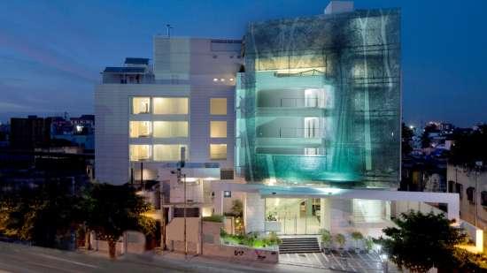 Springs Hotel & Spa, Bangalore Bengaluru Facade Springs Hotel Spa Bangalore