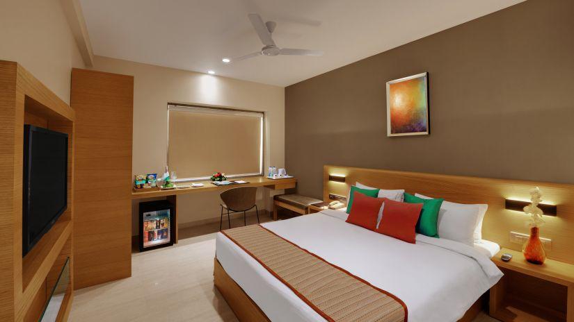 Premium Rooms at Suba Bhuj Hotels Hotel rooms in Bhuj 9