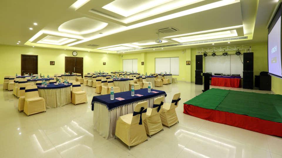 Banquet Hall Resort de Coracao Corbett 1