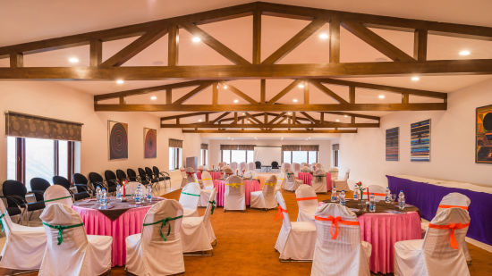 Banquet Halls In Mussoorie_ Rosa Green n Breeze_ Mussorie Events3
