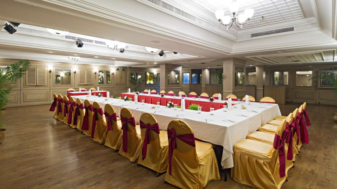 Clarks Group of Hotels  32 Steps Banquet Hall 2