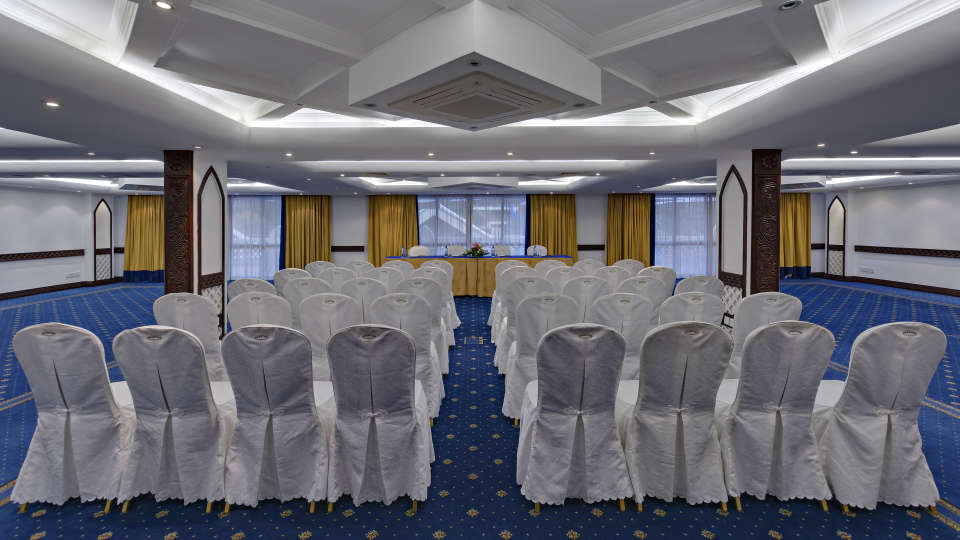 Conference Hall The Heron Portico Hotel in Nairobi 3