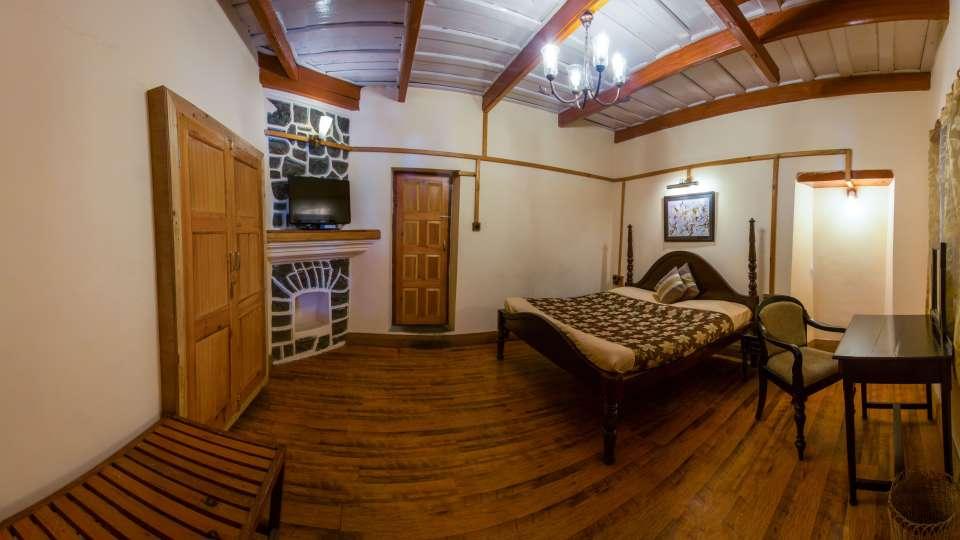 Hotel Himalaya, Nainital Nainital Heritage Room Hotel Himalaya Nainital 3