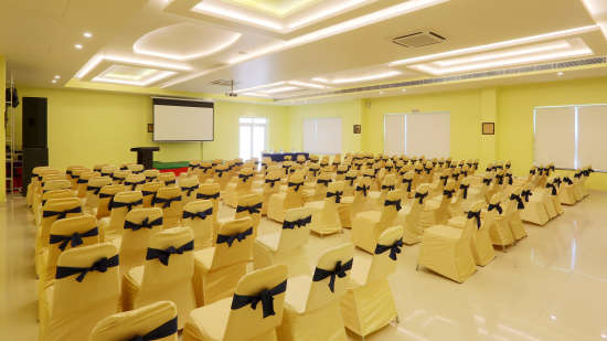 Conference Hall Resort de Coracao Corbett 3