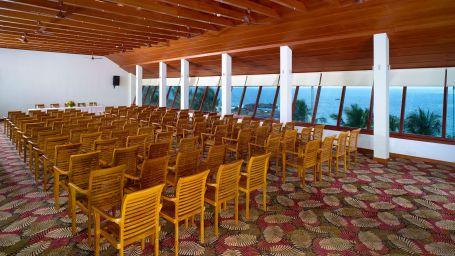Banquet Hall in Kovalam 2, Turtle on the Beach, Arabian Sea