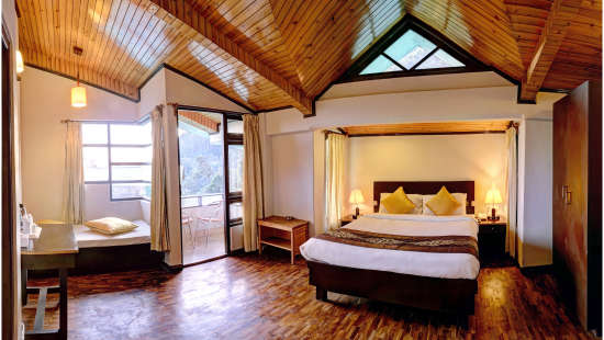 Challet Summit Norling Resort and Spa Gangtok