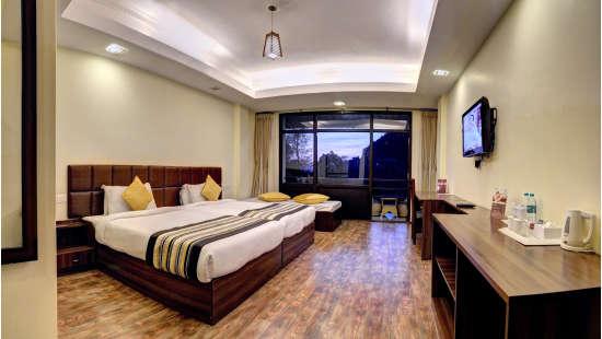 Premium Triple Summit Norling Resort and Spa Gangtok