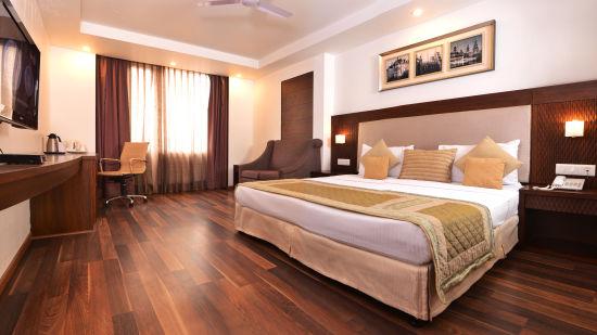Executive Room at Le Roi Delhi Hotel Paharganj