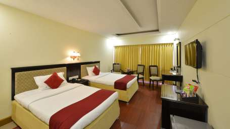 Club Executive Room at Hotel SRM Chennai
