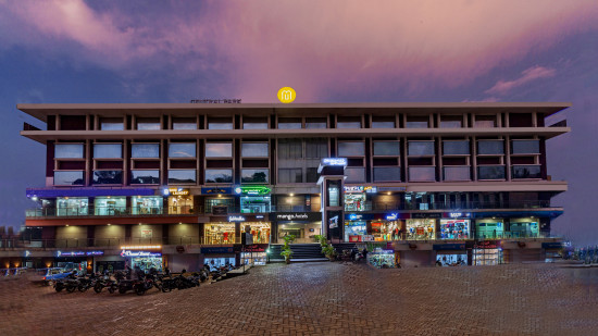 Facade, Mango Hotels Manipal, Hotels in Manipal 4