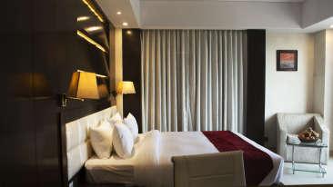 Inde Hotel, Chattarpur, Delhi Delhi Junior Suite Inde Hotel Chattarpur Delhi 4