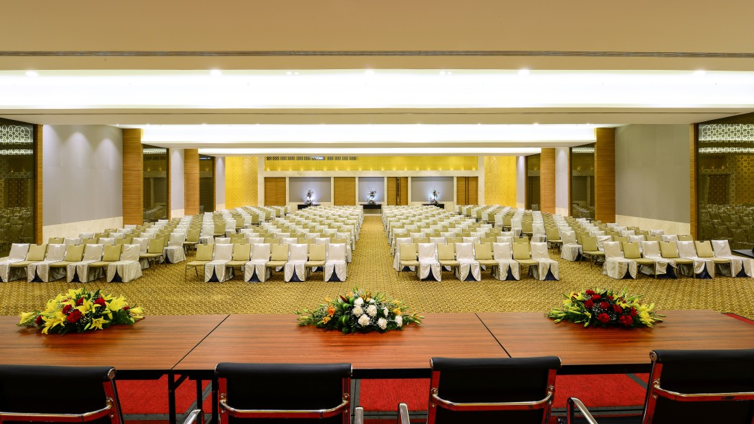 Convention Hall Hotel Daspalla Hyderabad 2