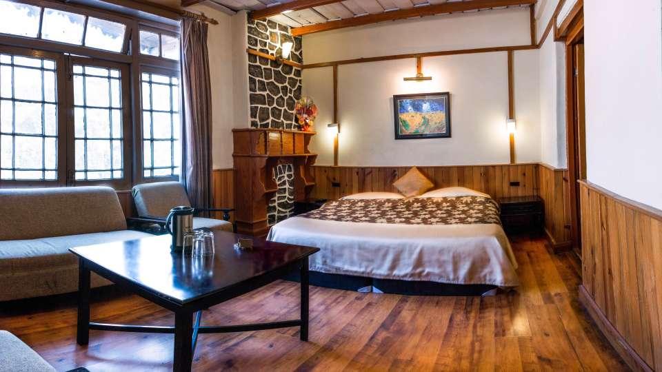 Hotel Himalaya, Nainital Nainital Heritage Family Room Hotel Himalaya Nainital