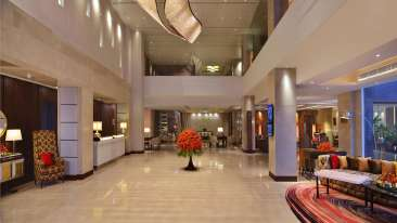 Lobby-Front Crystal Sarovar Premier Agra.