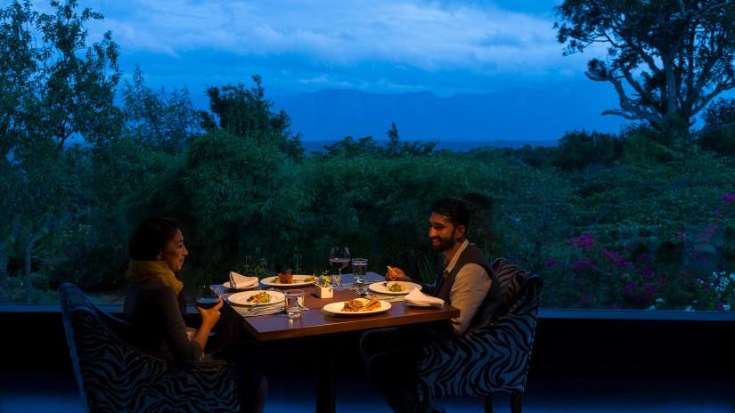 Outdoor Dining at The Serai Bandipur, Luxury Resorts in Bandipur, Restaurant In Bandipur
