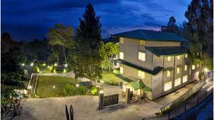Facade Summit Barsana Resort Spa Kalimpong 2