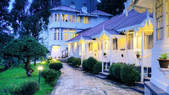 Facade at Summit Swiss Heritage Hotel Darjeeling 15
