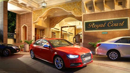 Portico Hotel Royal Court Madurai
