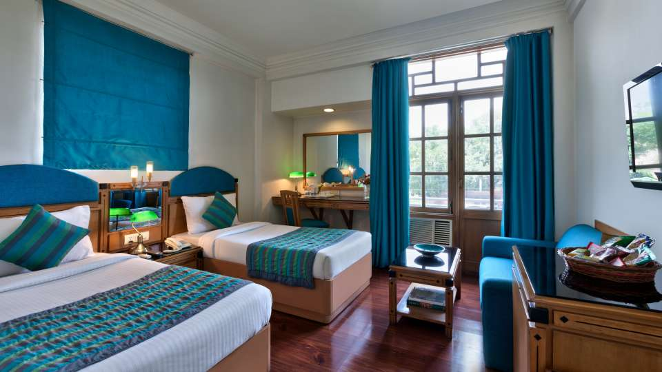 Deluxe Room at Hotel Regale Inn near Savitri Cinema New Delhi