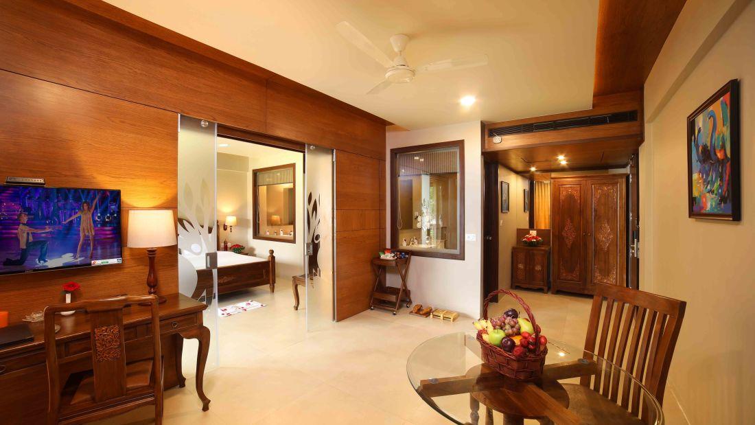 Suite Room Interior