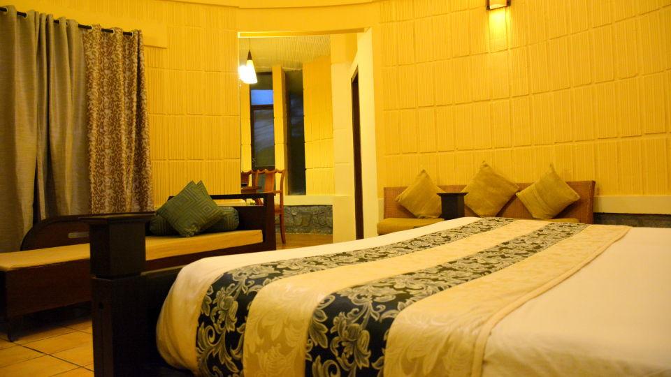 Kadkani Riverside Resorts, Coorg Coorg Den Room Kadkani River Resort Coorg 3