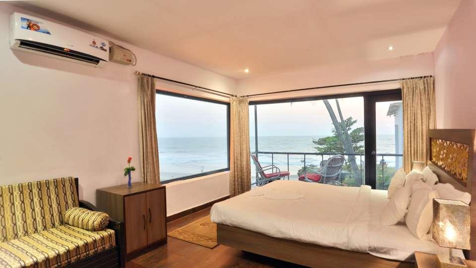 Rococco Ashvem Resort, Mandrem, Goa Goa Super Deluxe Room Rococco Ashvem Resort Mandrem Goa 2