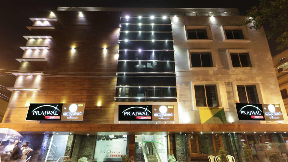Facade 4, Mango Hotels Prajwal, Rajajinagar Hotel
