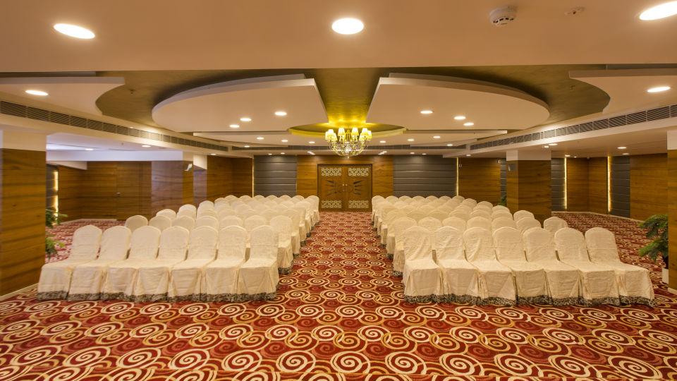 Hotel Pai Viceroy, Tirupati Tirupati Hotel Pai Viceroy Tirupathi Orion Hall 7